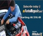 Picture of mitchell online auto repair manuals