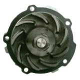 Picture of water pump impeller