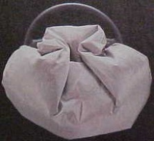 Picture of deployed airbag