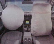 Picture of daul airbags
