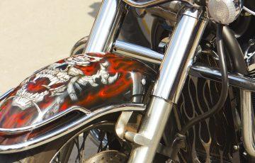 Harley starter