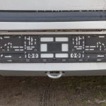 How to Replace a Damaged or Stolen License Plate