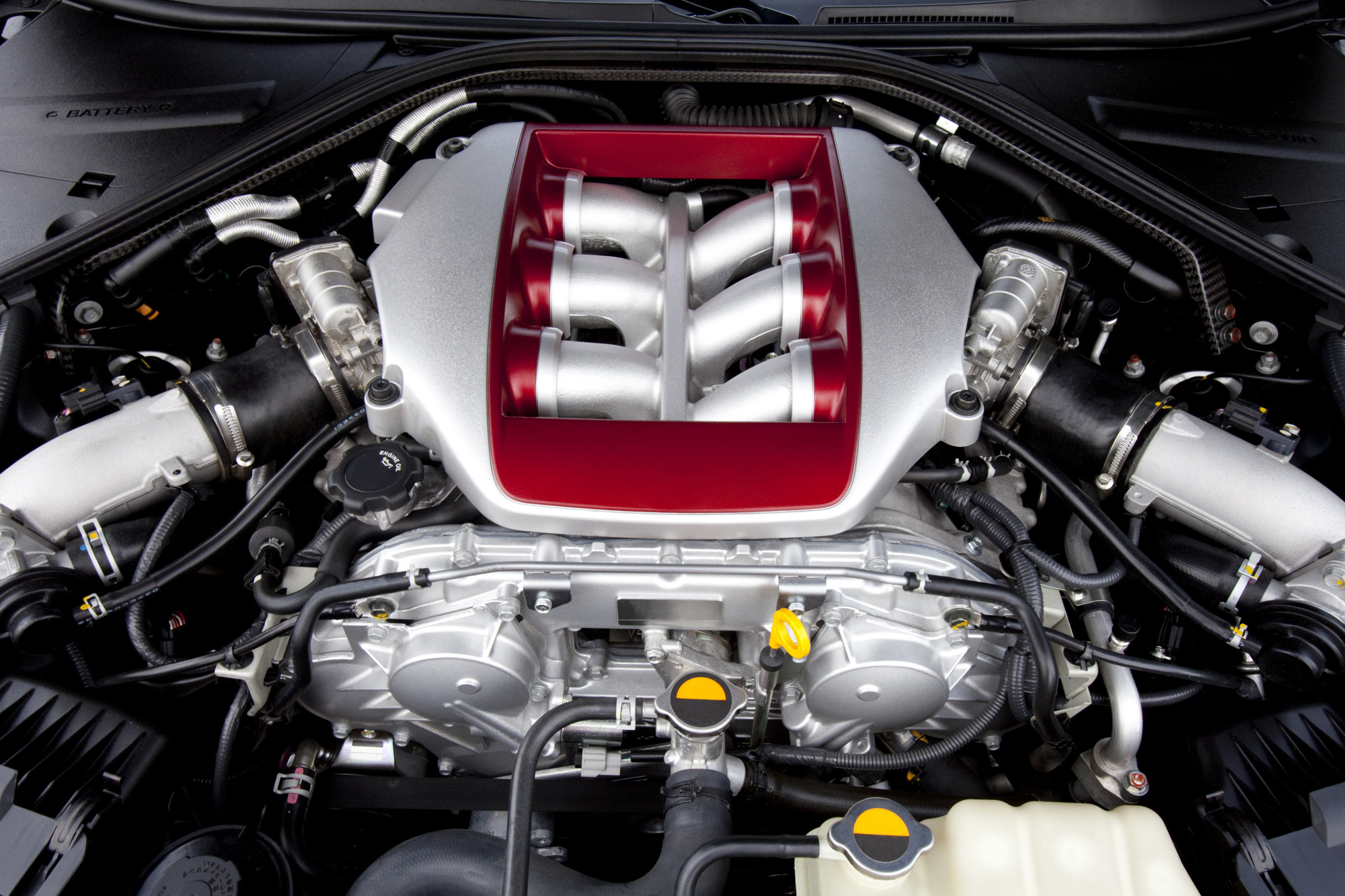 high performance car engine