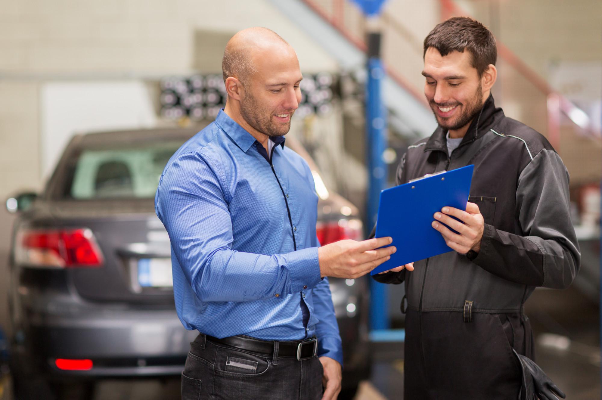 Car Repair Company