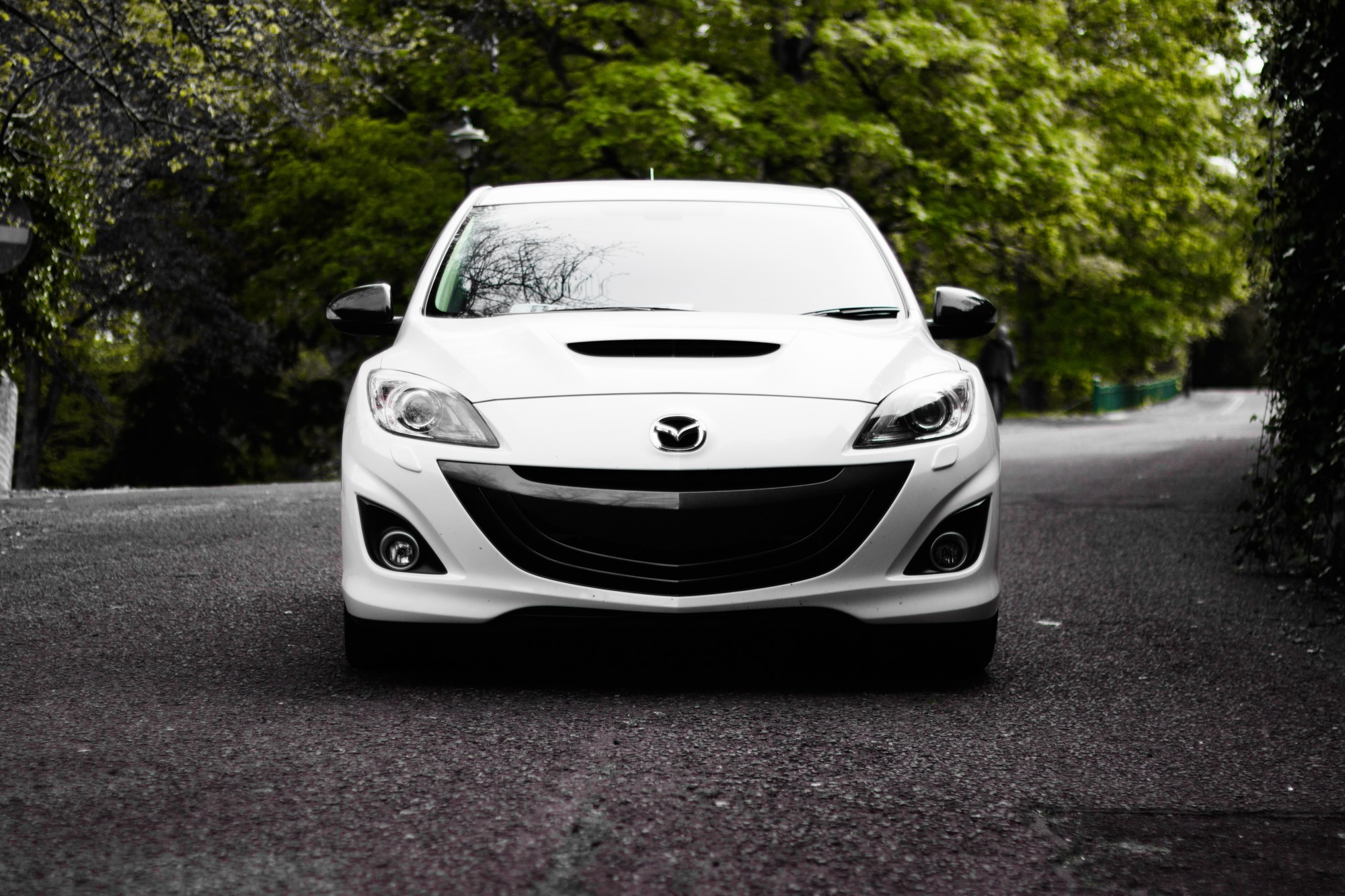 Owning a Mazda